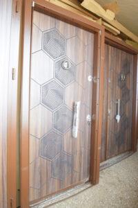 Made in Turkey Security Doors for sale in Ghana